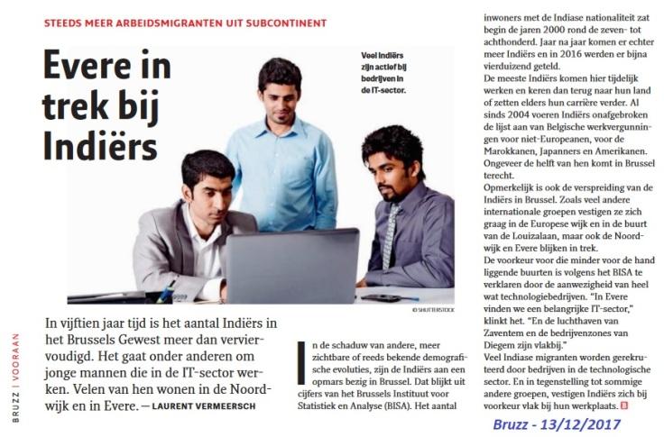 Indian Contractors Brussels Brussel Bruxelles Indiens IT Jobs Chomage Emploi