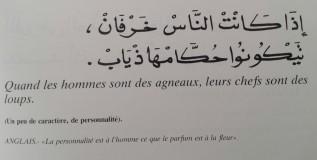 Proverbes marocains (10)
