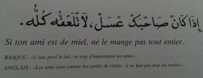 Proverbes marocains (31)