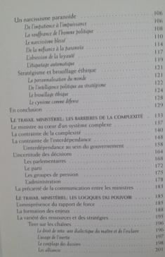 Le pouvoir enchaine Alain Eraly Etre ministre en Belgique (2)